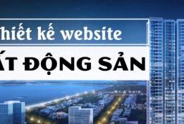 Thiết kế web bất động sản cần gì ?
